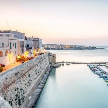 Bastioni Otranto