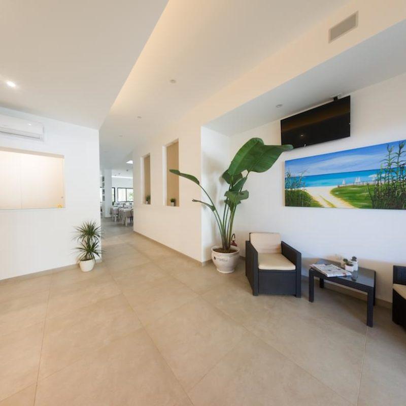 Ingresso Hotel-Residence Otranto