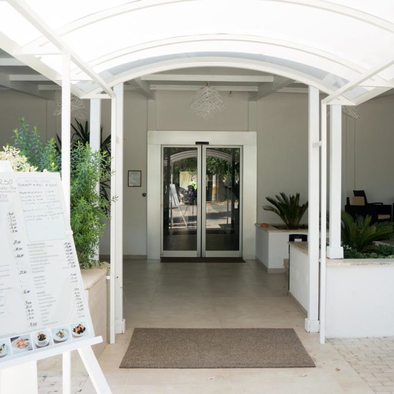Ingresso Hotel Ristorante